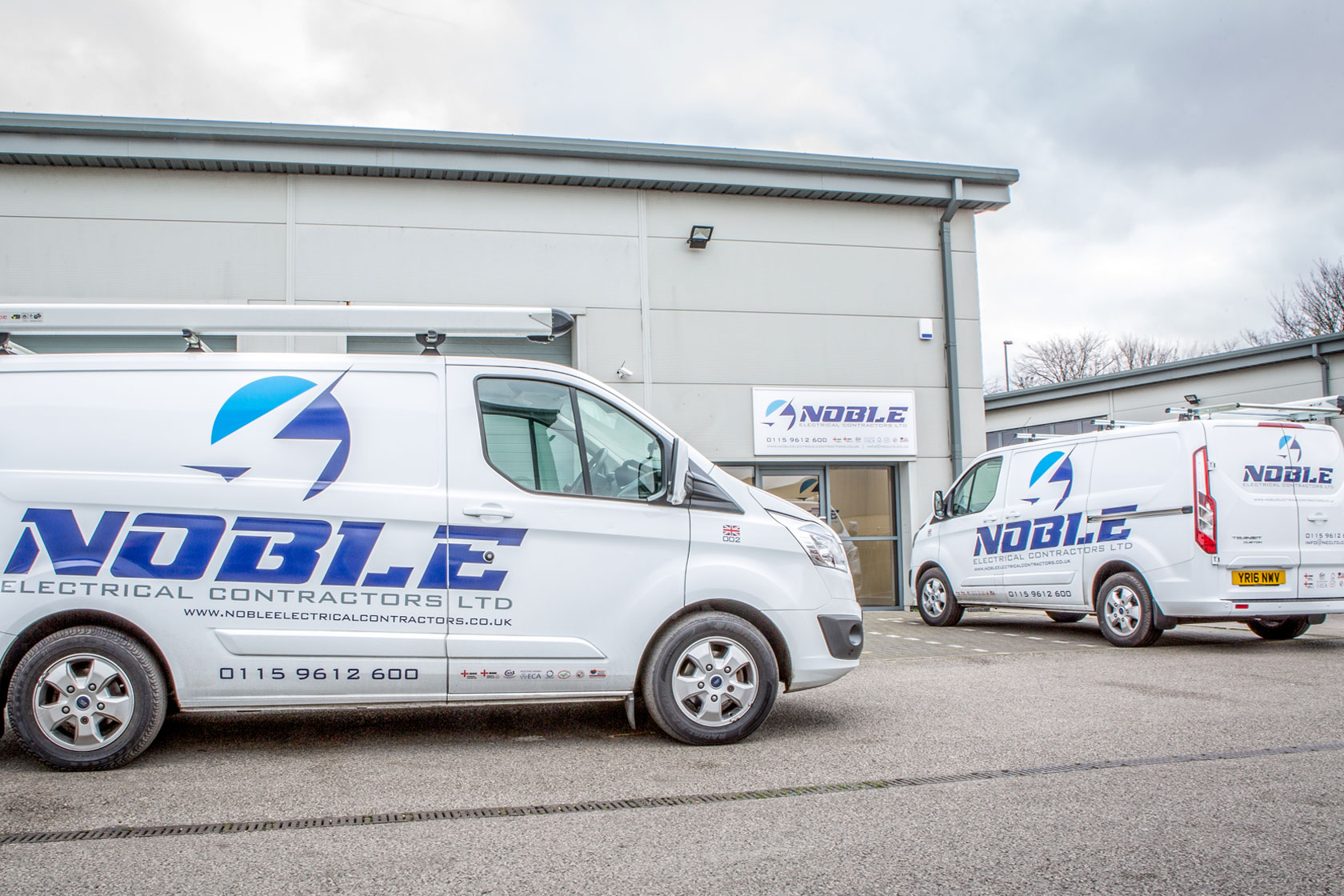 Noble-electrcial-office-nottingham-subcontracting-services