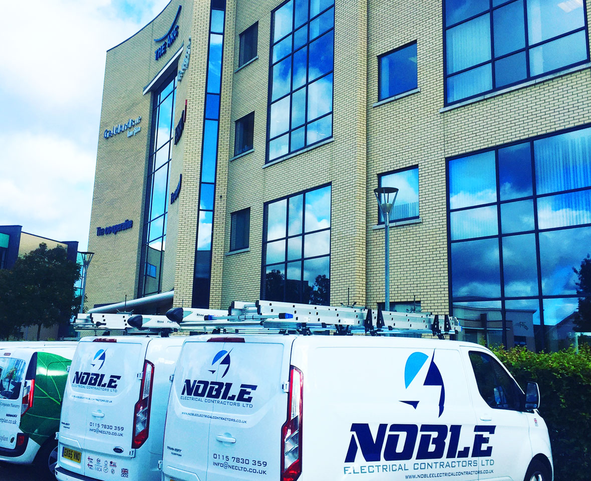 Noble Electrical The Arc Residential Security Noble